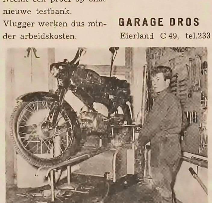 Poldergarage Dros