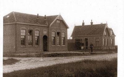 De school in Zuid-Eierland