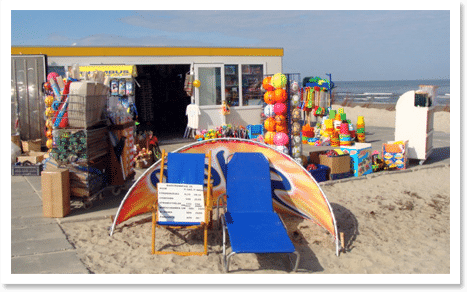 Strand Paal 28 – Firma Grabo