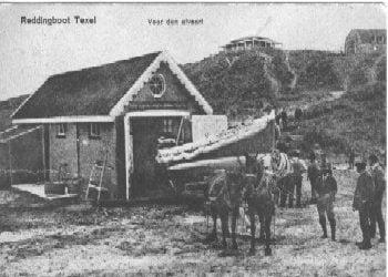 Het reddingboothuis