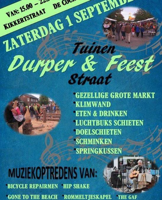 Durper Tuin en Straatfeest